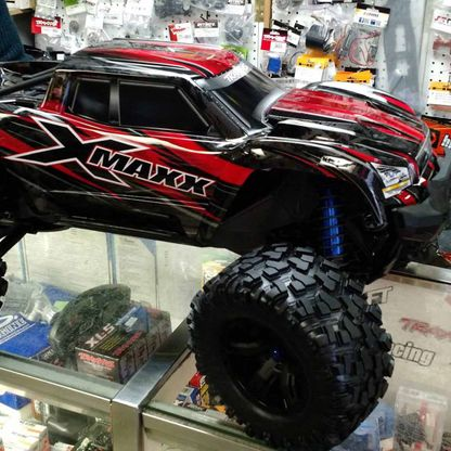 MAXX remote controlled 4x4
