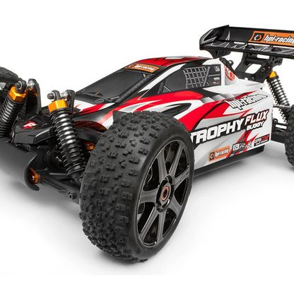 HPI Racing trophy flux Buggy remote controlled racing car
